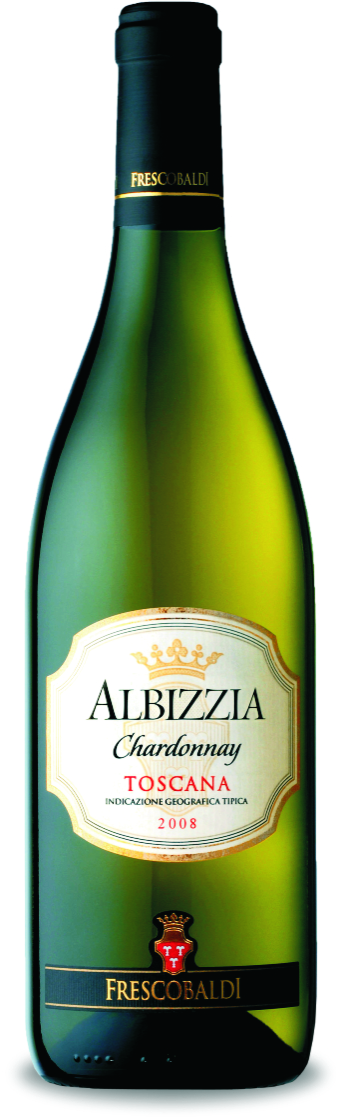 Фото: вино от Marchesi de Frescobaldi - Frescobaldi Albizzia IGT 2007/2009