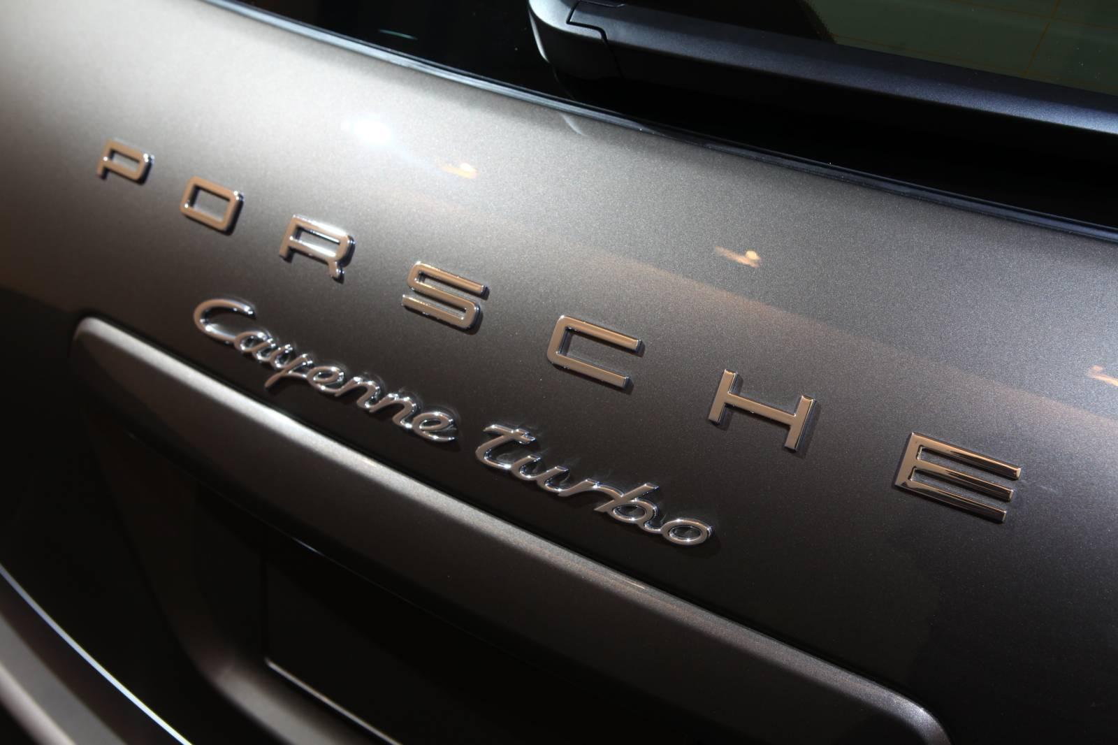 Фото: Porsche Cayenne Turbo