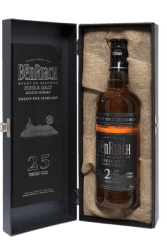 Фото: Виски «BenRiach 25 YO» серии «Super Premium Limited Releases» от вискокурни «BenRiach».