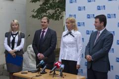 Фото: «САН ИнБев Украина» выступила генеральным партнером Международного Черноморского экономического форума.