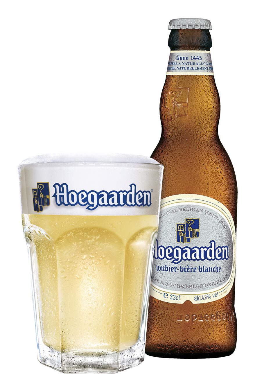 Фото: пиво «Hoegaarden White» («Хугарден Белое»)