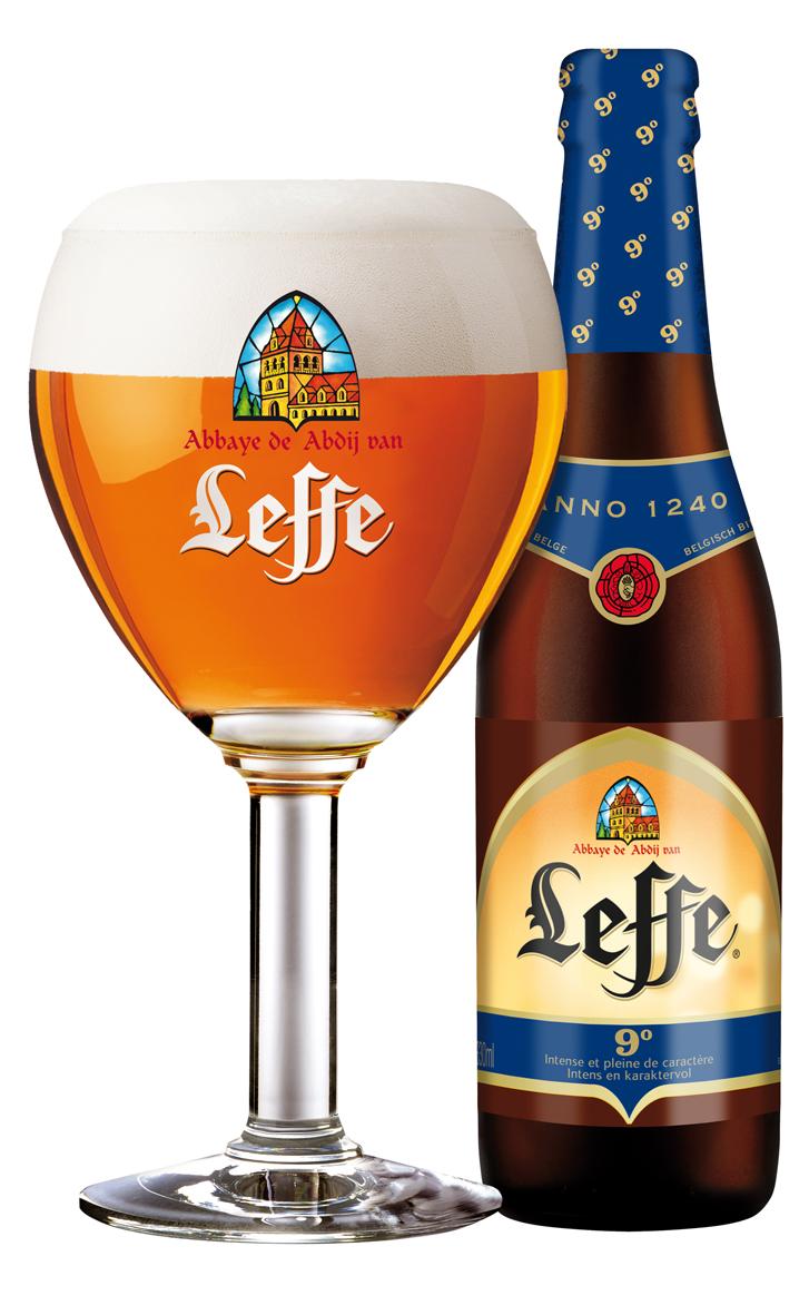 Фото: пиво «Leffe 9˚» («Лёфф 9°»)