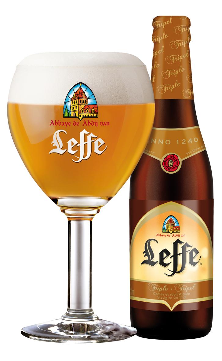 Фото: пиво «Leffe Triple» («Лёфф Трипл»)