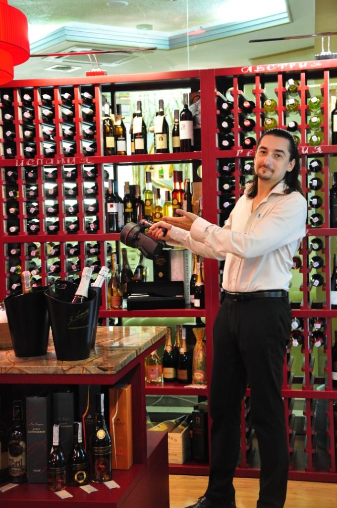 Фото: «Божоле Нуво» («Beaujolais Nouveau») от винотеки «Арлекин».