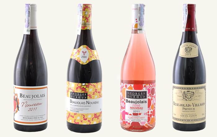 Фото: «Божоле Нуво» прибыло в «Good Wine».