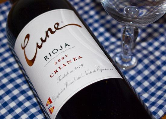 Фото: «Витис Групп» презентовали в Киеве испанские вина от «CVNE».
