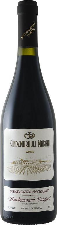 Фото: Кахетинское вино «Тавади» от «Киндзмараули Марани».