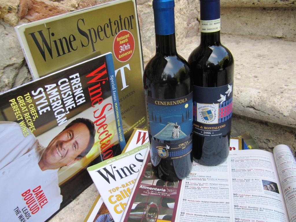 Фото: Купить «Wine Spectator» можно в Киеве.