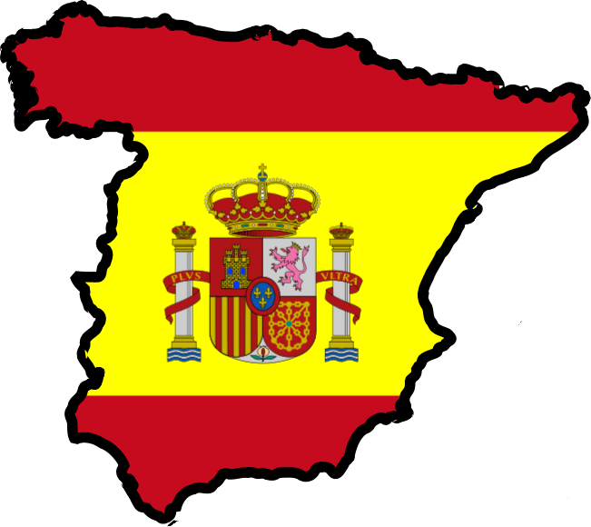 Фото: Флаг Испании.