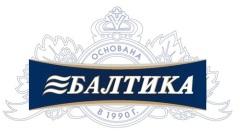 Фото: Логотип пива «Балтика».