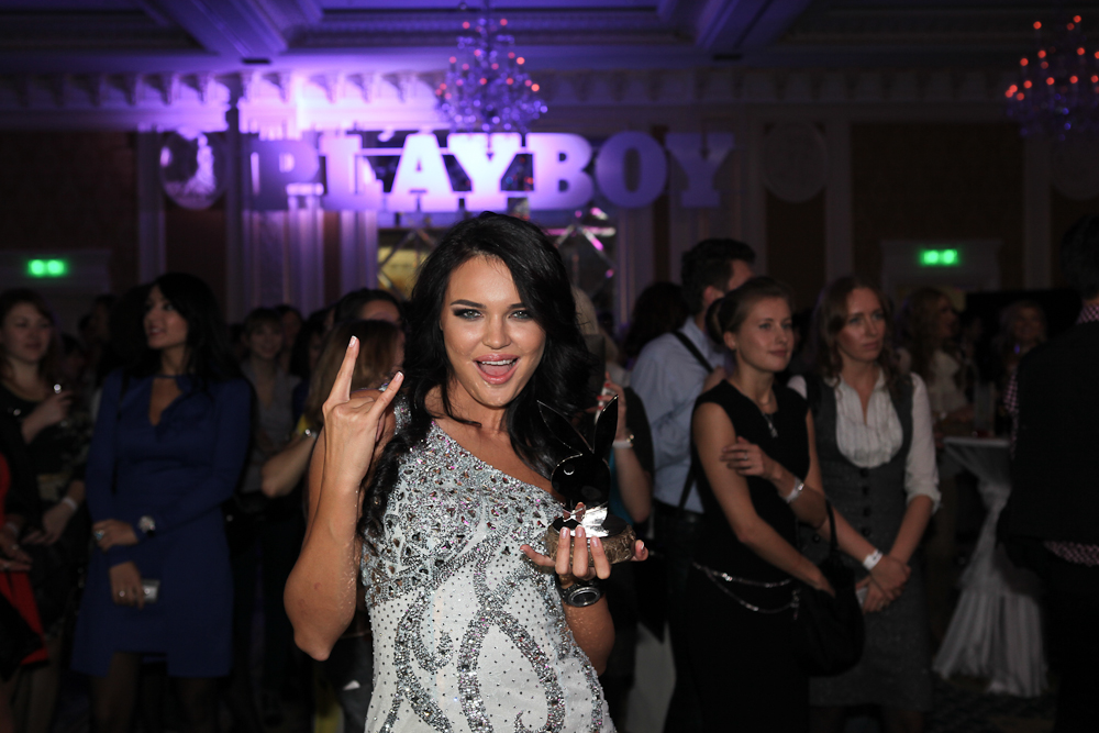 Фото: «Playmate of the Year 2012» — Инесса Тушканова.