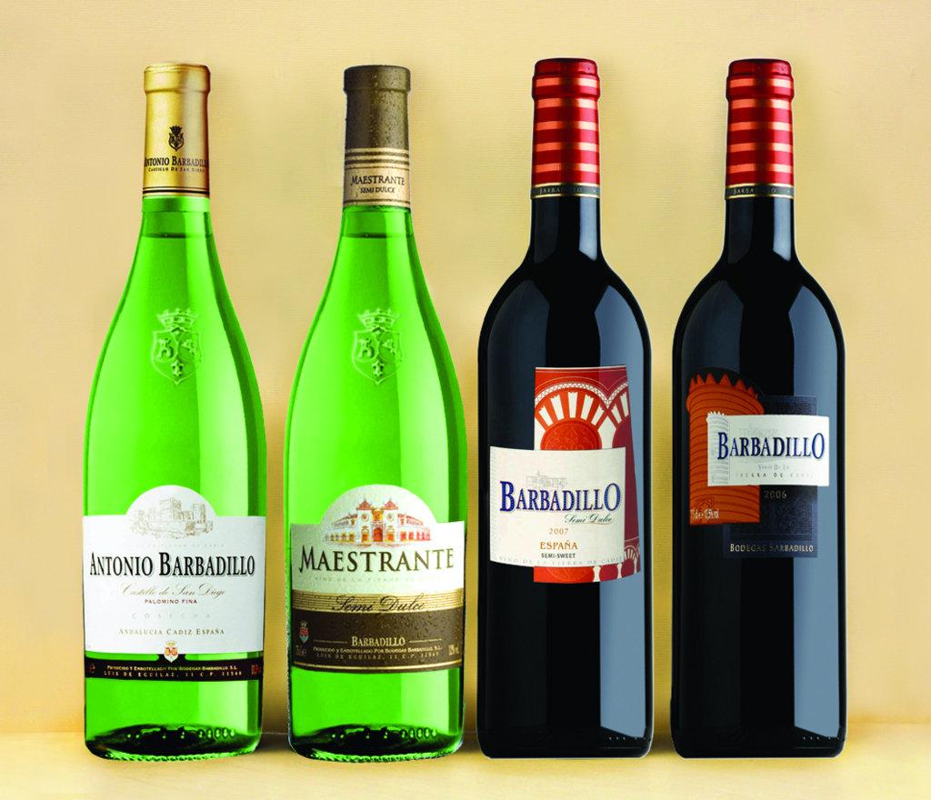 Фото: «ОЛИМП» официальный дистрибьютор испанских вин «Барбадильо» («Barbadillo»).