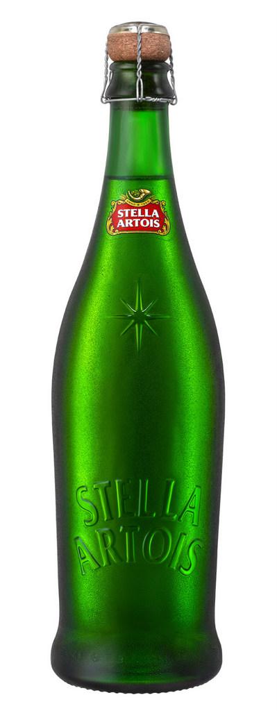 Фото: Винтажная праздничная упаковка для «Stella Artois».