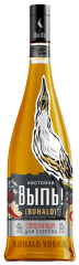 Фото: горькая настойка «Выпь! С перцем и медом».
