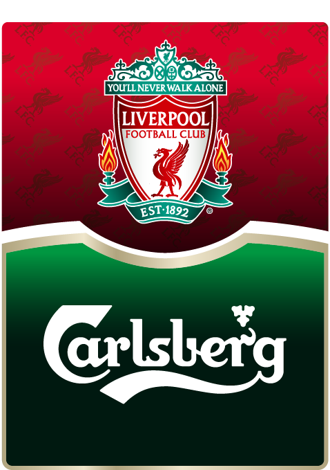 Фото: «Carlsberg» и «Liverpool».