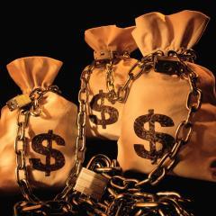 Фото: Всех денег не заработать!