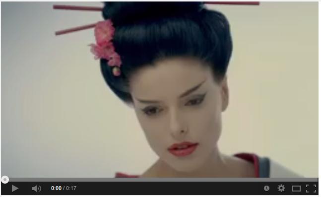 Фото: Новый рекламный ролик «Сливовое наслаждение Японии» от ТМ «NAOMI».