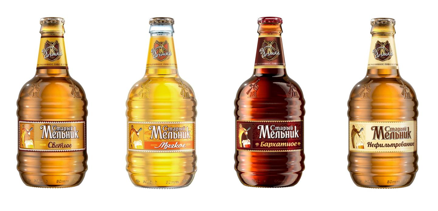 Фото: Трохи більше свіжості пиву «Старый Мельник из бочонка» від «Efes Ukraine».