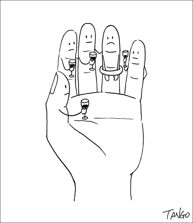 Фото: Комикс от Shanghai Tango.