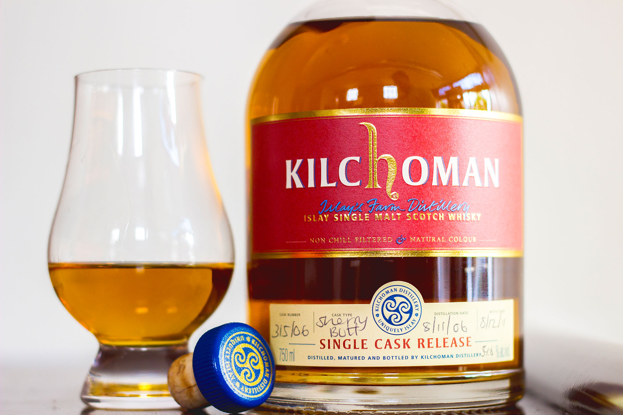 Фото: Виски «Kilchoman Single Cask Release».
