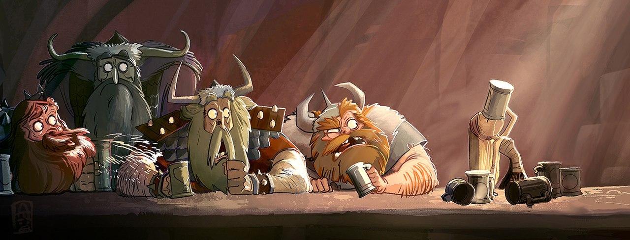 Фото: Как викинги придумали «8 марта».