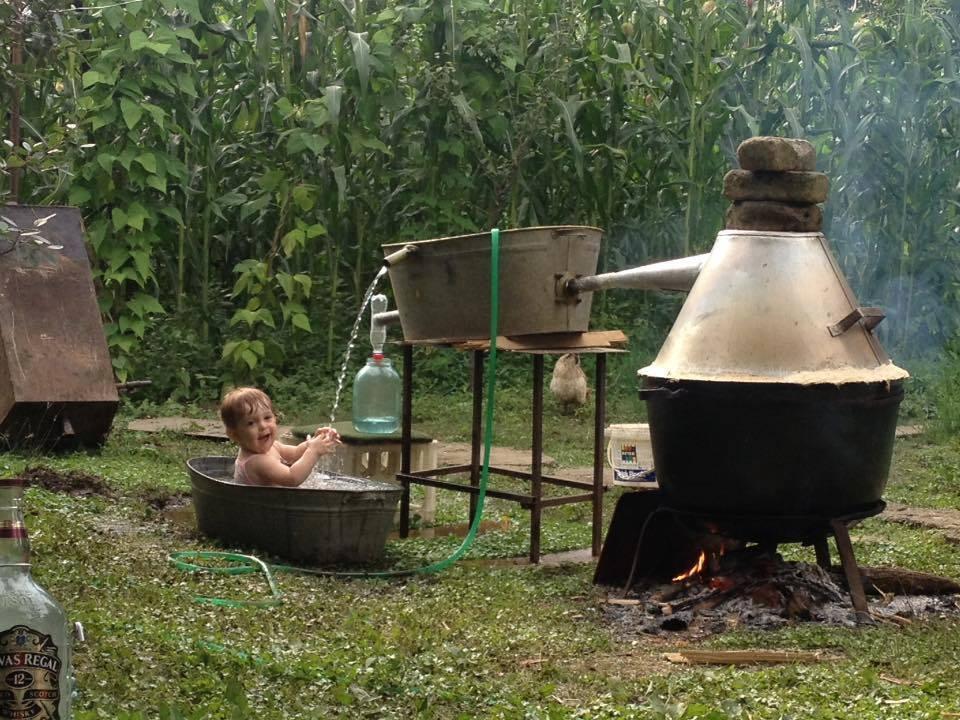 Фото: Как правильно варить самогон.