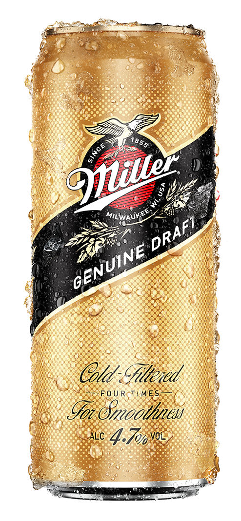 Фото: Efes Ukraine почала імпорт ТМ Miller Genuine Draft.