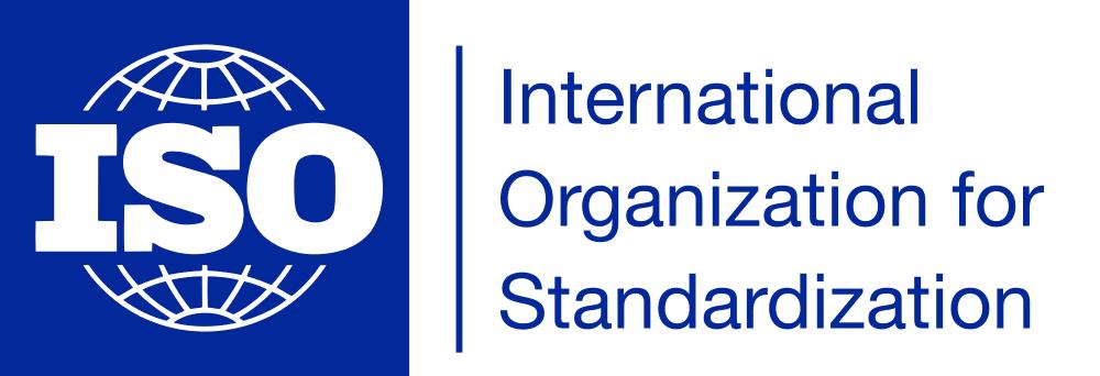 Логотип ISO.